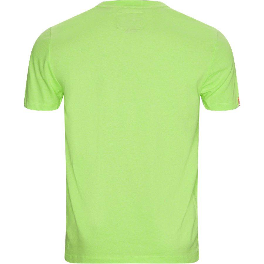 M1010 - M1010 T-shirt - T-shirts - Regular - GRØN R4V - 2